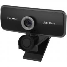 WEBCAM CREATIVE LIVE CAM SYNC 1080P / FULL HD / MICROFONO