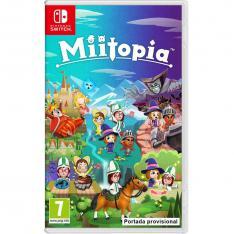 JUEGO NINTENDO SWITCH - MIITOPIA