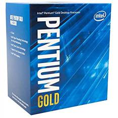 MICRO. INTEL PENTIUM GOLD DUAL CORE G6400 10ª GENERACION  LGA-1200 4GHZ  4MB IN BOX