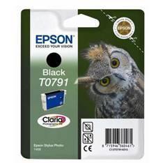 CARTUCHO TINTA EPSON T079140 NEGRO STYLUS PHOTO 1400/ BUHO