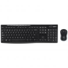 TECLADO + MOUSE LOGITECH MK270 WIRELESS INALAMBRCIO FRANCES