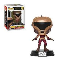 FUNKO POP STAR WARS ZORII BLISS 39890