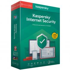 ANTIVIRUS KASPERSKY KIS 2020 MULTI DISPOSITIVO 3 LICENCIAS