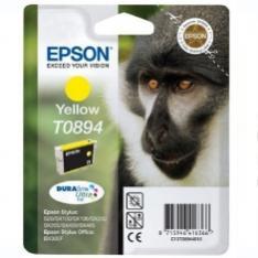 CARTUCHO TINTA EPSON T0894 AMARILLO 3.5ML S20 / SX105 / SX200 / SX205 / SX 405/ MONO