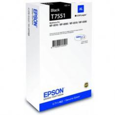 CARTUCHO TINTA EPSON C13T755140 NEGRO XL 5000 PAGINAS