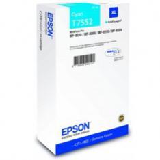 CARTUCHO TINTA EPSON C13T755240 CIAN XL 4000 PAGINAS