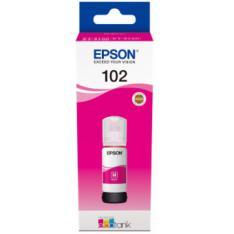 CARTUCHO TINTA EPSON C13T03R340 102 ECOTANK MAGENTA INK ET-2700 / ET-2750 / ET-3700 / ET-3750 / ET4750