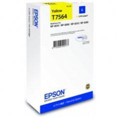 CARTUCHO TINTA EPSON C13T756440 AMARILLO L 1500 PAGINAS