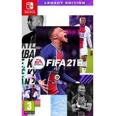 JUEGO NINTENDO SWITCH - FIFA 21 LEGACY EDITION SWITCH