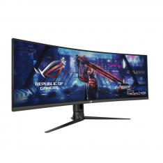 "MONITOR LED IPS CURVO ASUS ROG STRIX XG43VQ 43"" 3840 X 1200 1MS DISPLAY PORT HDMI REG. ALTURA GAMING"