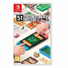 JUEGO NINTENDO SWITCH - 51 WORLDWIDE GAMES