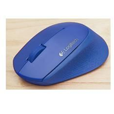 MOUSE RATON LOGITECH M280 OPTICO WIRELESS INALAMBRICO AZUL