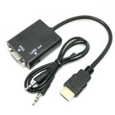 ADAPTADOR L-LINK DE  HDMI A SVGA D-SUB VGA