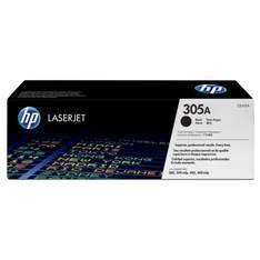 TONER HP 305A CE410A NEGRO 2600PAG LASERJET PRO 300 M351A 300  MFP M375NW 400 M451 400 MFP M475