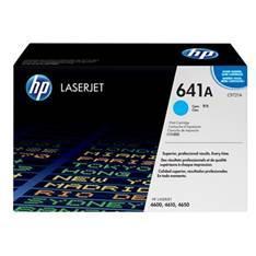 TONER HP 641A C9721A CIAN  IMP.LASER HP 4600