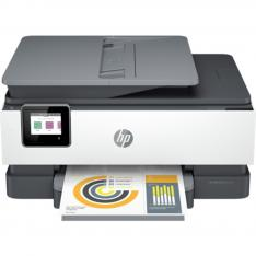 MULTIFUNCION HP INYECCION COLOR OFFICEJET PRO 8022E FAX/ A4/ 29PPM/ USB/ RED/ WIFI/ DUPLEX IMPRESION/ ADF 35 HOJAS