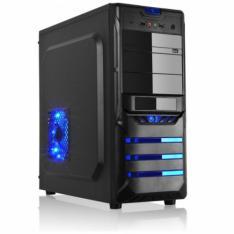 CAJA ORDENADOR ATX L-LINK LEONIS USB 3.0 CON FUENTE DE 500W
