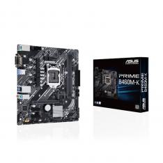 PLACA BASE ASUS INTEL PRIME B460M-K SOCKET 1200 DDR4 X2 MAX 64GB 2933 MHZ DVI-D D-SUB MATX
