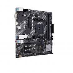 PLACA BASE ASUS AMD PRIME-A520M-K SOCKET AM4 DDR4 X2 MAX 64GB 3200 MHZ D-SUB HDMI MATX