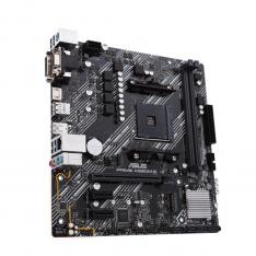 PLACA BASE ASUS AMD PRIME A520M-E SOCKET AM4 DDR4 X2 MAX 64GB 3200 MHZ D-SYB DVI-D HDMI MATX