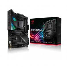 PLACA BASE ASUS AMD ROG STRIX X570-F GAMING SOCKET AM4 DDR4 X4 MAX 128GB UN-BUFFERED MEMORY DISPLAY PORT HDMI ATX