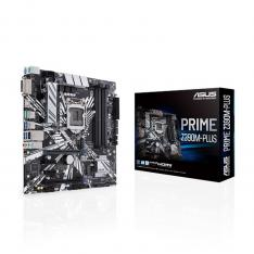 PLACA BASE ASUS PRIME Z390M-PLUS SOCKET 1151 DDR4X4 MAX 64GB 4266MHZ DVI-D HDMI MATX