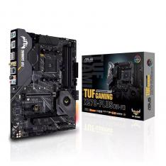 PLACA BASE ASUS AMD TUF GAMING X570-PLUS WIFI SOCKET AM4 DDR4 X4 MAX 128GB UN-BUFFERED DISPLAY PORT HDMI ATX