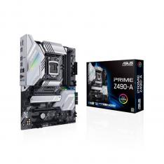PALCA BASE ASUS INTEL PRIME Z490-A SOCKET 1200 DDR4 X4 MAX. 128GB 2666MHZ DISPLAY PORT HDMI ATX