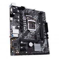 PLACA BASE ASUS INTEL PRIME H410M-E SOCKET 1200 DDR4 X2 MAX 64GB 2933 MHZ D-SUB HDMI  MATX