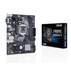 PLACA BASE ASUS INTEL PRIME B365M-K SOCKET 1151 DDR4 X2 2666MHZ MAX 32GB DVI-DD VGA  MATX