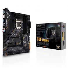 PLACA BASE ASUS INTEL TUF GAMING B460-PLUS SOCKET 1200 DDR4 X4 MAX 128GB 2933MHZ DISPLAY PORT HDMI ATX