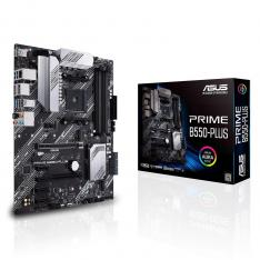 PLACA BASE ASUS AMD PRIME B550-PLUS SOCKET AM4 DDR4 X4 3200MHZ MAX. 128GB HDMI DISPLAY PORT ATX