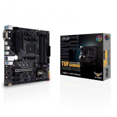 PLACA BASE ASUS AMD TUF GAMING A520M-PLUS SOCKET AM4 DDR4 X4 3200MHZ MAX 128GB D-SUB DVI-D HDMI  MATX