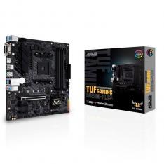 PLACA BASE ASUS AMD TUF GAMING A520M-PLUS SOCKET AM4 DDR4 X4 3200MHZ MAX 128GB D-SUB DVI-D HDMI  MATX