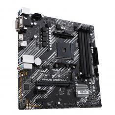 PLACA BASE ASUS AMD PRIME A520M-A SOCKET AM4 DDR4 X4 AX 128GB 3200 MHZ D-SUB DVI-D HDMI MATX
