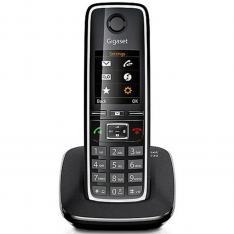 TELEFONO FIJO INALAMBRICO GIGASET C530 150 NUMEROS AGENDA/ 30 TONOS