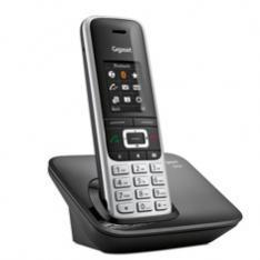 TELEFONO FIJO INALAMBRICO GIGASET S850 500 NUMEROS/ 22 TONOS/ BLUETOOTH