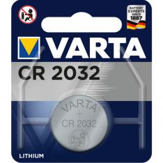 BLISTER PILAS VARTA LITIO BOTON CR-2032 3V