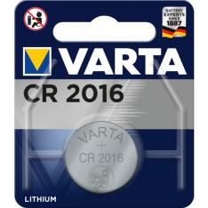 BLISTER PILAS VARTA LITIO BOTON CR 2016 3V