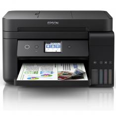 MULTIFUNCION EPSON INYECCION COLOR ECOTANK ET-4750 FAX/ A4/ 33PPM/ USB/ WIFI/ WIFI DIRECT/ RED/ DUPLEX IMPRESION/ ADF