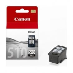CARTUCHO TINTA CANON PG 510 NEGRO 9ML IP 2700/ 2702/ MP 250/ 260/ 270/ 480/ 490/ 492/ MX 320/ 340