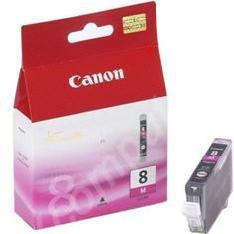 CARTUCHO TINTA CANON CLI8 MAGENTA PIXMA 8ML 4200/ 5200/ 6600/ MP500/ 800