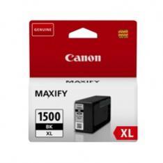 CARTUCHO TINTA CANON PGI-1500XL NEGRO  MAXIFY MB2050/2350