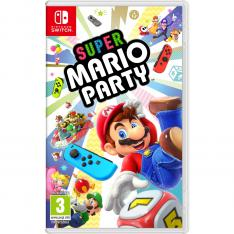 JUEGO NINTENDO SWITCH - SUPER MARIO PARTY