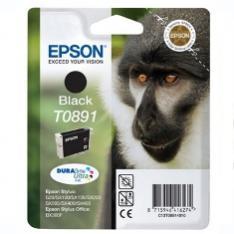 CARTUCHO TINTA EPSON T0891 NEGRO 3.5ML S20 / SX105 / SX200 / SX205 / SX 405/ MONO