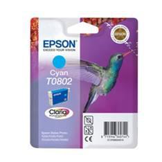 CARTUCHO TINTA EPSON T080240 PX810FW CIAN COLIBRI