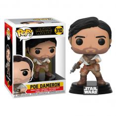 FUNKO POP STAR WARS POE DAMERON 39891