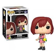 FUNKO POP KINGDOM HEARTS 3 KAIRI CON CAPUCHA