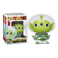 Funko Pop Disney Toy Story Alien Version Buzz Lightyear