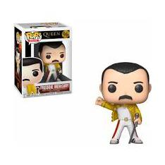 Funko Pop Personaje Historico Queen Freddy Mercury Wembley 1986